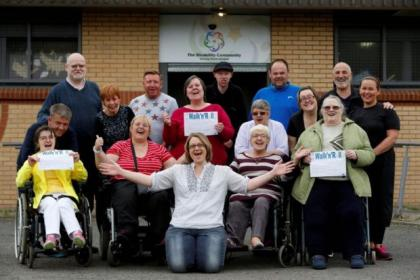 The disability centre has been saved from closure