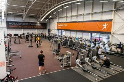 Gym lovers will have alternative venues during the Games