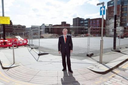 Selfridges has sold its Merchant City site
