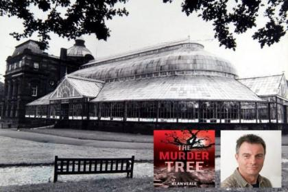 Novelist Alan Veale will lead his guests on a gruesome 'murder trail, around the city, including a visit to the People's Palace