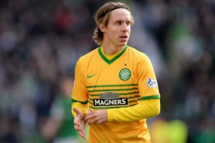 Stefan Johansen could face ex-club Stromsgodset with Celtic in Europe