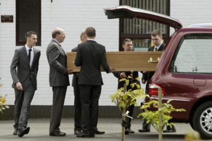 The funerals of Iain Provan and Elizabeth Allan were held