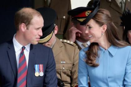 Kate and Wills are to cheer on athletes at the Games