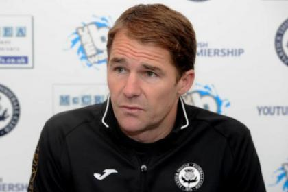 Alan Archibald is set to have a dedicated training base for his players