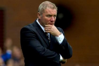 Ally McCoist wants options for the Rangers back line