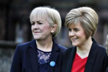 Johann Lamont and Nicola Sturgeon will be trying to woo voters