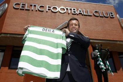 Battle lines will be drawn...Ronny Deila will have his fingers crossed for Monday's Euro qualifier draw