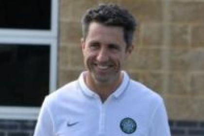 John Collins has a good knowledge of the Scottish game, the Celtic squad and what the club is all about