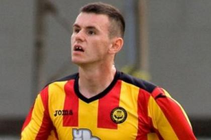 David Wilson has signed on for another year at Firhill