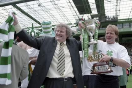 Murdo MacLeod played a vital role in helping Wim Jansen acclimatise to Scottish football