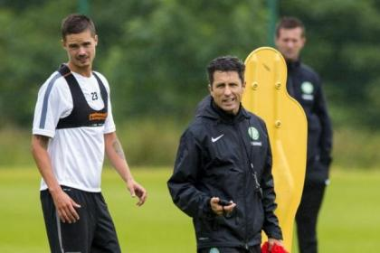 Mikael Lustig was delighted to team up with John Collins and Ronny Deila as Celtic began pre-season training