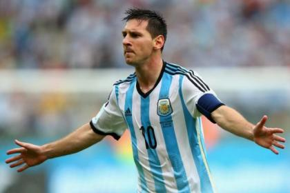 Lionel Messi has been the star of the show for Argentina so far