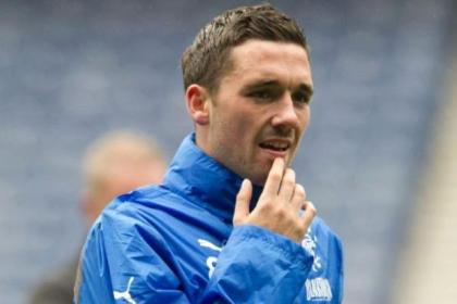 Nicky Clark says the Rangers squad is shaping up well