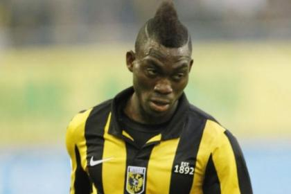 Christian Atsu is being tracked by Celtic boss Ronny Deila