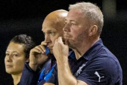 Ally McCoist says Sir David Murray is due an apology from 'certain people in high-up places ... in and out of the game'