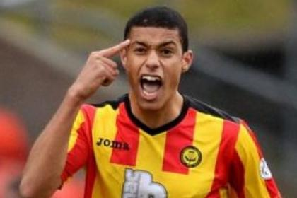 Lyle Taylor signed for Scunthorpe yesterday