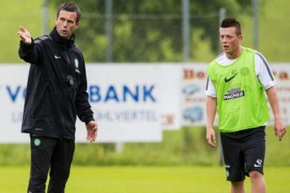 Callum McGregor has enjoyed Ronny Deila's pre-season workouts in Austria