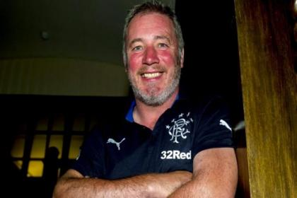Ally McCoist's hands are tied over big money signings