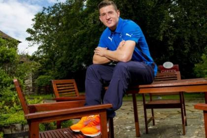 Fraser Aird was a regular starter for Rangers in the second half of last season and aims to fend off fresh competition