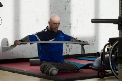 Mickey Yule will represent Scotland in  Para-Sport powerlifting