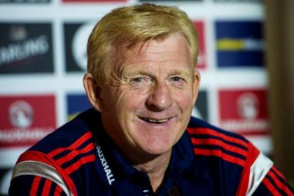 Strachan's Scotland side will face Germany