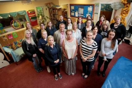 Parents want change in the management of nurseries