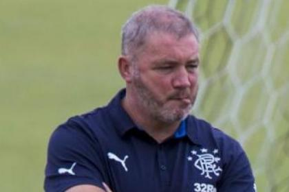 Rangers boss Ally McCoist was disappointed with the manner of his team's defeat against Ventura County Fusion on Tuesday night