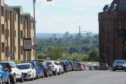 Residents claim there has been a blunder over parking