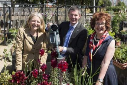 Unused and derelict sites are to be brought back into use