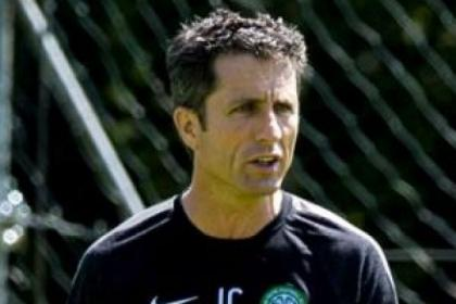 John Collins is hoping for a large support to travel along the M8