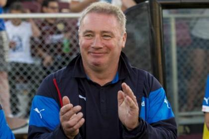 Ally McCoist praised the Rangers fans for their support in USA