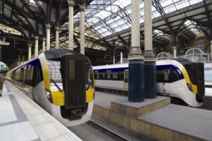 The hi-tech trains could run between Glasgow and Edinburgh