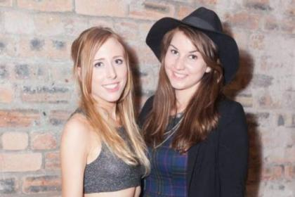 Clubbers enjoy a night at The Old Hairdresser's