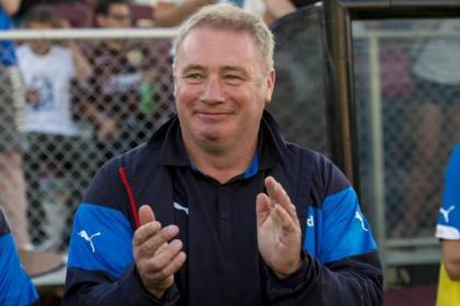 Rangers boss Ally McCoist has been giving all his squad some game time during their pre-season friendlies