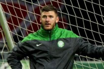 Lukasz Zaluksa has been Celtic's back-up keeper for years
