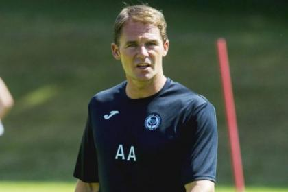 Partick Thistle gaffer Alan Archibald saw his team win 3-1