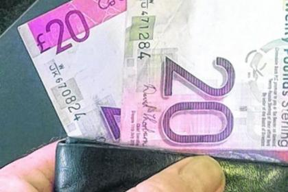 We warned last October of the dangers of forgers flooding the city with fake notes during the Games