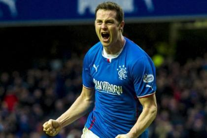 Jon Daly netted 25 goals for Rangers last season