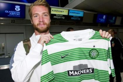 All system Jo...Berget is in the Celtic squad for tonight's match