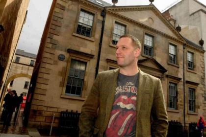 Historian Stephen Mullen
