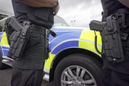Police say the public want to see more armed police