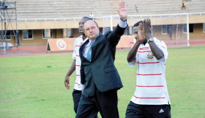 Bobby Williamson has taken over as manager of Kenya