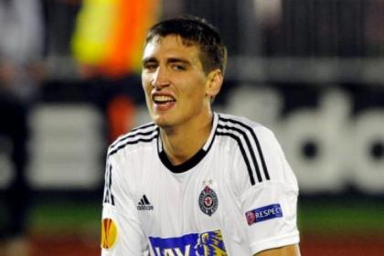 Stefan Scepovic has eight caps for Serbia