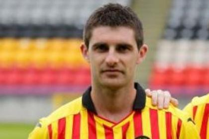 Doolan was Partick's top scorer last term