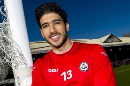 Gabriel Piccolo is out of favour at Thistle