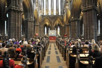 Prince Charles will attend the cermony in Glasgow Cathedral