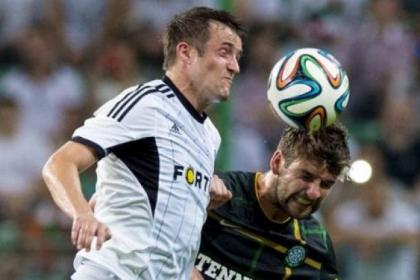 Miroslav Radovic scored a double and made life difficult for Celtic skipper Charlie Mulgrew last week