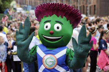 Glaswegians, Games fans and Commonwealth visitors all took Clyde to their hearts. Now  a petition has been launched to use the friendly thistle figure as Glasgow's new mascot