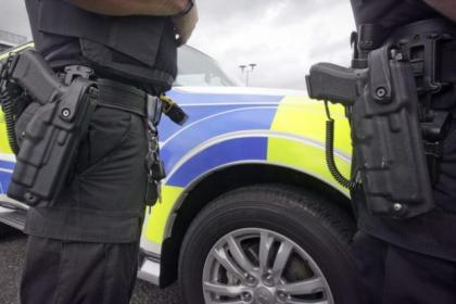 Armed officers have been seen on the streets of Glasgow in recent weeks