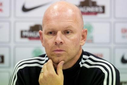 Legia Warsaw coach Henning Berg denied that his team taunted the Celtic players after their first-leg victory